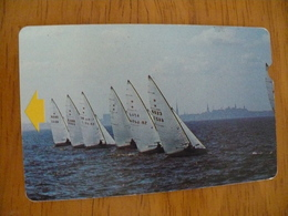 Phonecard Estonia - Magnetic - Estonia