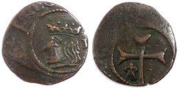 ESPANA - Mallorca - Carlos II [1665-1700] - Dobler. - Monnaies Provinciales