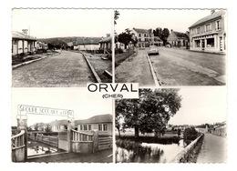 18 CHER - ORVAL Multi-vues (voir Descriptif) - Other Municipalities
