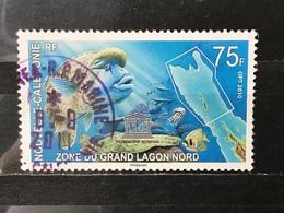Nieuw-Caledonië / New Caledonia - Lagunes (75) 2010 - Gebraucht