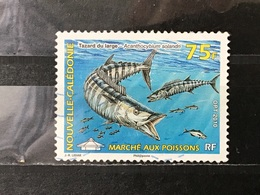 Nieuw-Caledonië / New Caledonia - Vismarkt (75) 2010 - Gebruikt