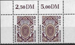 2001  Deutschland Allem. Fed.Mi. 2210 **MNH Paar Sehenswürdigkeiten  Schloss Kirchheim - [7] République Fédérale