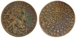 07 - FRANCE - Jeton Louis XIII. - 1610-1643 Louis XIII Le Juste