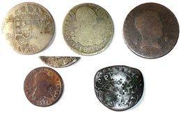 ESPANA - Lot 5 Monnaies. - Monnaies Provinciales