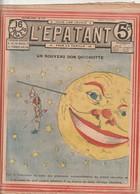 Rare Revue L'épatant 2 Juin 1910 - Otras Revistas
