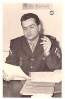 """""""AVEC MON MEILLEUR SOUVENIR DE MON TEMPS A DONAUESCHINGEN-  FEVRIER 1959"""" - War, Military"""