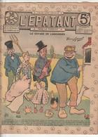 Rare Revue L'épatant 7 Juillet 1910 - Otras Revistas