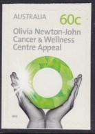 Australia 2012 Olivia Newton John Cancer Mint Never Hinged - 2010-... Elizabeth II