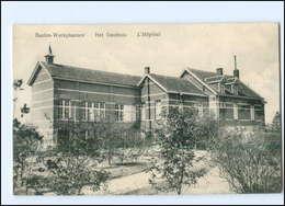 U6944/ Baelen-Werkplaatsen  Het Gasthuis Belgien AK Ca.1910 - Belgique