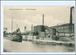 U6936/ Baelen-Werkplaatsen Vieille-Montagne Belgien AK Ca.1910 - Belgique