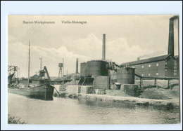 U6936/ Baelen-Werkplaatsen Vieille-Montagne Belgien AK Ca.1910 - Unclassified