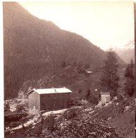 AK-1862/ St. Anton  Tirol Stereofoto V Alois Beer ~ 1900 - Stereoscopic