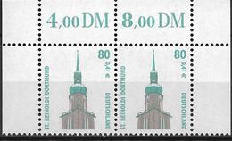 2001 Allem. Fed. Deutschland    Mi. 2177 **MNH Sehenswürdigkeiten Kirche St. Reinoldi, Dortmund - [7] République Fédérale