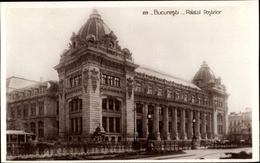 Cp București Bukarest Rumänien, Palatul Postelor - Romania