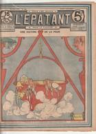 Rare Revue L'épatant 7 Avril 1910 - Otras Revistas