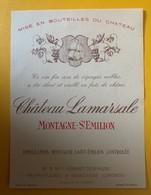 10599 -  Château Lamarsale Montagne Saint-Emilion - Bordeaux