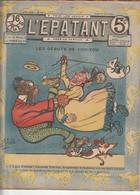Rare Revue L'épatant 12 Mai 1910 - Other Magazines