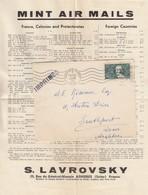 LETTRE . IMPRIMES. 1 JUIN 1938. POUR LES CHOMEURS N° 381 CALLOT 35c + 10c SEUL SUR LETTRE. ASNIERES POUR L'ANGLETERRE - Libération