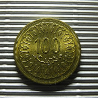Tunisia 100 Millim 1960 - Tunesië