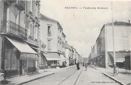 ROANNE - Faubourg Mulsant - Roanne