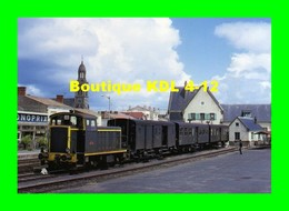 ART 124 - Train - Locotracteur Y 7602 En Gare - SAINT-GILLES CROIX DE VIE - Vendée - SNCF - Treni
