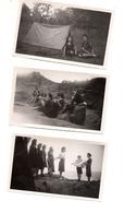 Photo Scouts Scoutisme Cheftaine 1946 - Otros