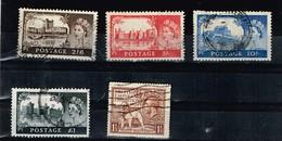 Lot Grande-Bretagne Timbres à Identifier - Stamps