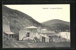 Postal Behobie, Paysage De La Bidasoa - España