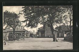 AK Colombo, Street Scene, Slave Island - Sri Lanka (Ceylon)