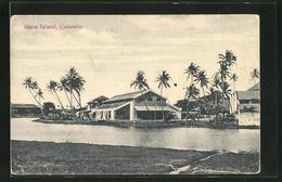 AK Colombo, Slave Island - Sri Lanka (Ceylon)
