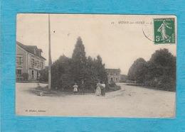 Mussy-sur-Seine. - Village. - Mussy-sur-Seine