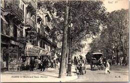 75005 PARIS - Le Boulevard Saint Michel - - Arrondissement: 05