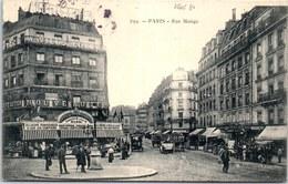 75005 PARIS - La Rue Monge - - Arrondissement: 05