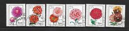 DDR  1975  MiNr. 2070 - 2075  Blumenzüchtungen  Gestempelt - DDR