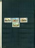 SWAZILAND CONGRES UPU HAMBOURG  4 VAL NEUFS A PARTIR DE 0.60 EUROS - Swaziland (1968-...)