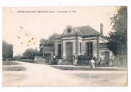 AMFREVILLE La CAMPAGNE  27  La Justice De Paix En 1915 - Autres Communes