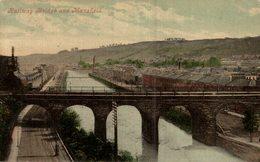 ECOSSE  RAILWAY BRIDGE AND MANSFIELD - Ecosse