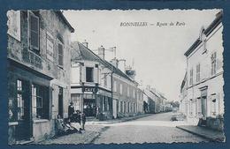 BONNELLES - Route De Paris - France
