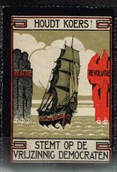 Lot Vignette Houdt Koers - Stamps