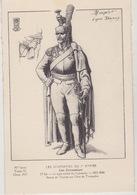 Uniformes Du 1er Empire Le Type Stylisé Du Cuirassier ( Tirage 400 Ex ) - Uniformen
