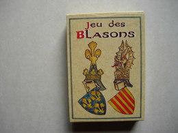 Jeu De Cartes : Les Blasons. Jeu Entiier. Etat Neuf. - Juegos De Sociedad