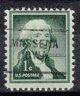 USA Precancel Vorausentwertung Preo, Locals Iowa, Massena 703 - Vereinigte Staaten