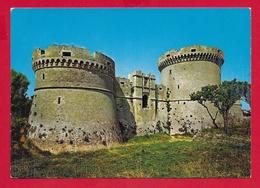 CARTOLINA NV ITALIA - MATERA - Castello Tramontana - 10 X 15 - Matera