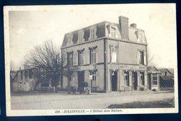 Cpa Du 50 Jullouville Les Pins L' Hôtel Des Bains  JM18 - Francia
