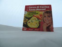 G4 CORSO CUCINA ANNA MORONI 5 I CONTORNI E LE VERDURE ED MASTER DVD - DVD