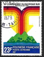 POLYNESIE  1979 -  PA 147 - Conférence - Oblitéré - Usados