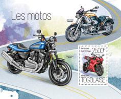 Togo 2013 Motorcycles - Togo (1960-...)