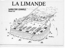 GRANVILLE SARKO PORT GRANVILLE CARTE PETITION RARE - Granville