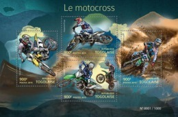 Togo 2015   Motocross  Motorcycle - Togo (1960-...)