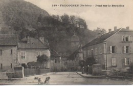 70 FAUCOGNEY  Pont Sur Le Breuchin - France